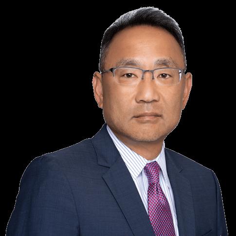 John S. Cha attorney photo